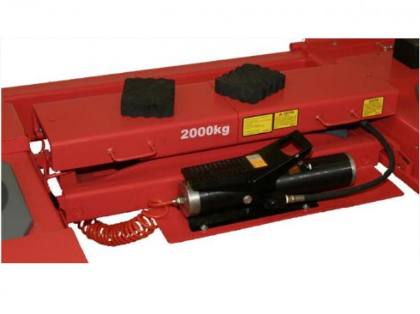 Hidraulična četvorostubna dizalica 4 tone – Servisna oprema