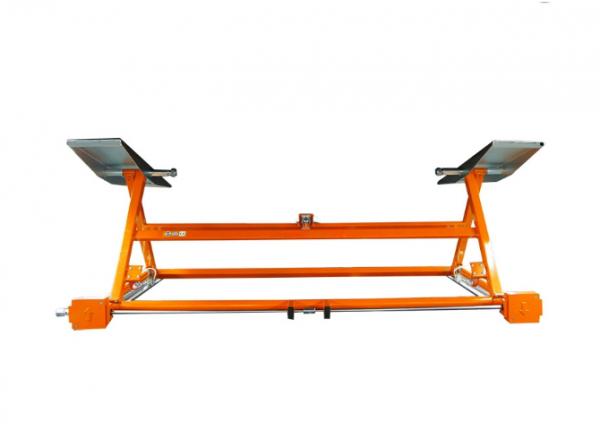 Pokretna naranžasta mehanička dizalica – Servisna oprema